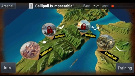 Defenders of Faith: Gallipoli!